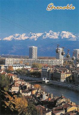 Yette Francis Blanchet L 39 Arche Grenoble